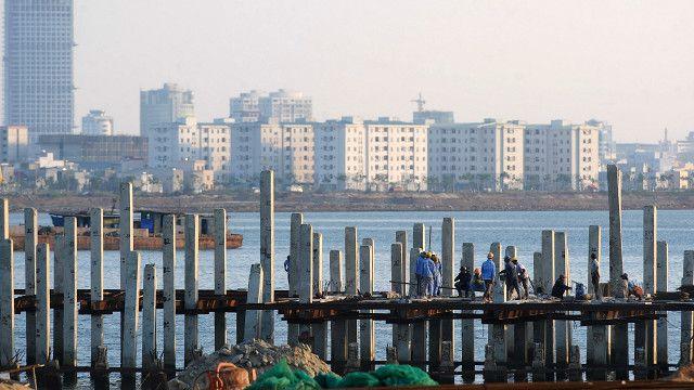 Xây dựng tại thành phố Đà Nẵng