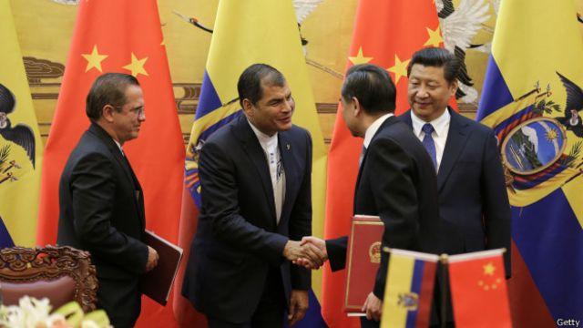 中國和厄瓜多爾互相給予遊客免簽待遇