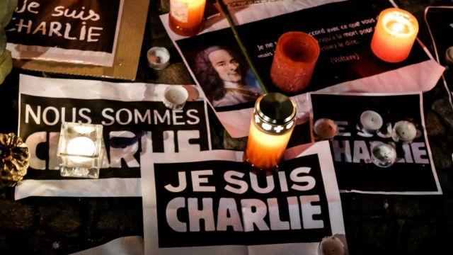 Unjuk rasa Charlie Hebdo