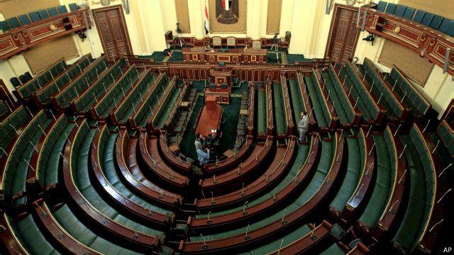الانتخابات البرلمانية في مصر على مرحلتين في مارس وأبريل