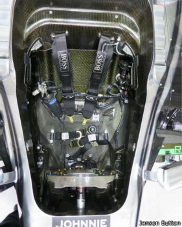 Las inusuales fotos tomadas por pilotos de F1