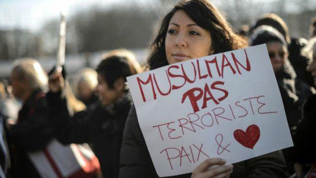 france muslim