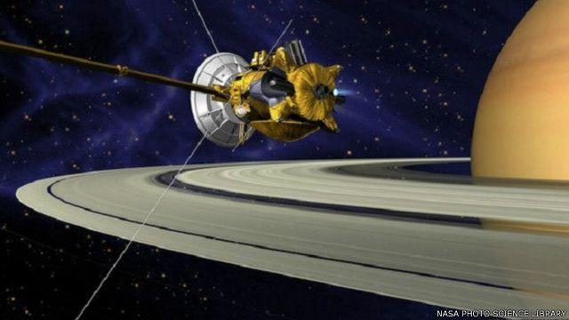 تلسكوب عملاق يحدد مسار كوكب زحل على بعد ميل واحد