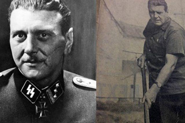 De preferido de Hitler a guarda-costas de Evita Perón: o nazista que foi parar na Irlanda