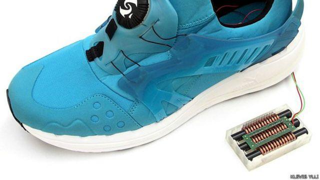 El zapato que no sólo sirve para caminar
