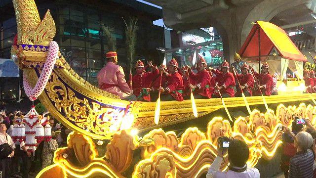 Thái lan tổ chức diễu hành quảng bá cho du lịch nước này