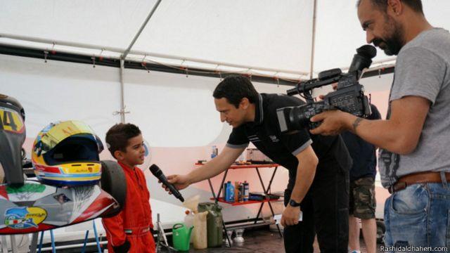 El niño de 6 años que recorrió 6.000km y ganó 15 carreras