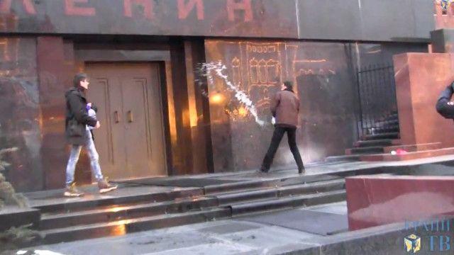 Ленин_мавзолей_перформанс