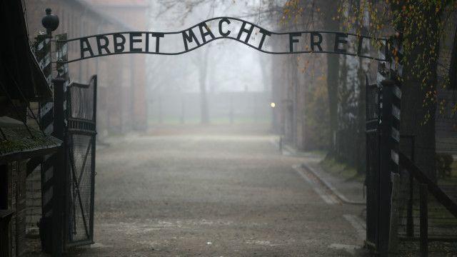 Ceremonia por los 70 años de la liberación de Auschwitz-Birkenau
