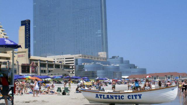 新澤西州公布接管美東賭城計劃