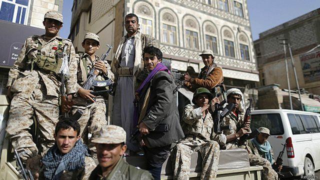 Saiba quem são os hutis, os rebeldes que derrubaram o governo do Iêmen