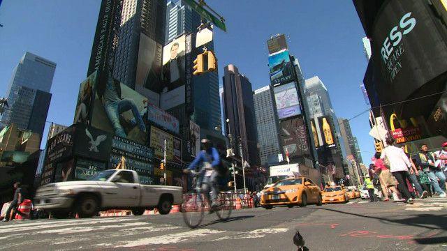Thành phố New York, Hoa Kỳ