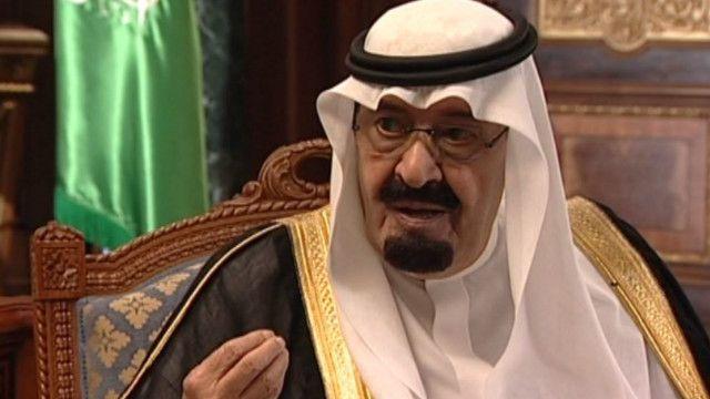 Король Абдалла