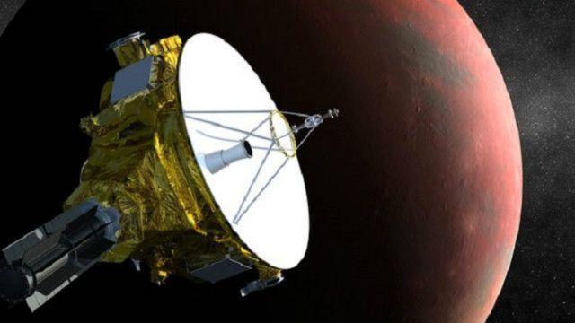 """مسبار """"نيوهوريازونز"""" (آفاق جديدة) في مهمة تاريخية لكوكب بلوتو"""