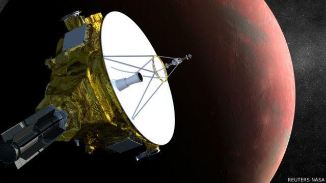 Sonda da Nasa se aproxima de Plutão após 9 anos de voo
