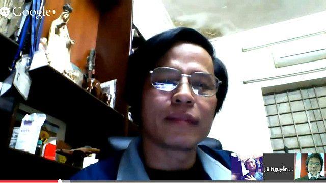 Nhà báo độc lập, blogger JB Nguyễn Hữu Vinh