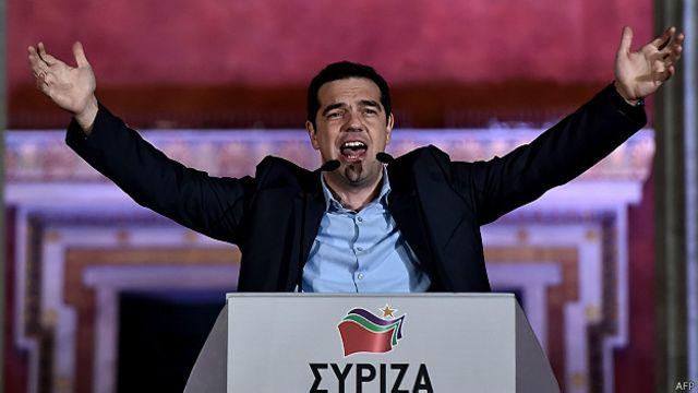 希臘大選:反緊縮左翼黨獲勝引擔憂 歐元匯率猛跌