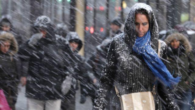 New York'ta kar fırtınası tedbirleri aşırıya mı kaçtı?