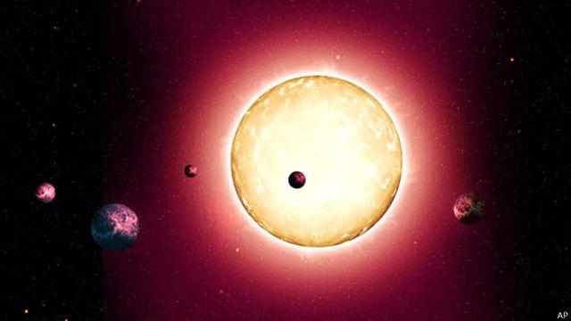 Descubren el sistema solar más antiguo detectado hasta ahora