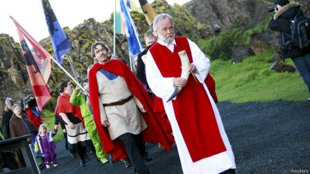 Islandia construirá su primer templo a dioses nórdicos en mil años