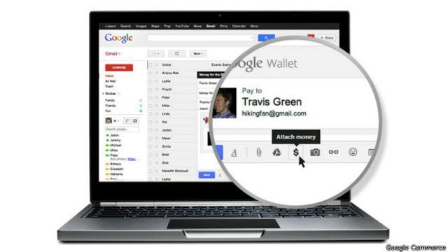 Cómo enviar dinero a través de tu Gmail