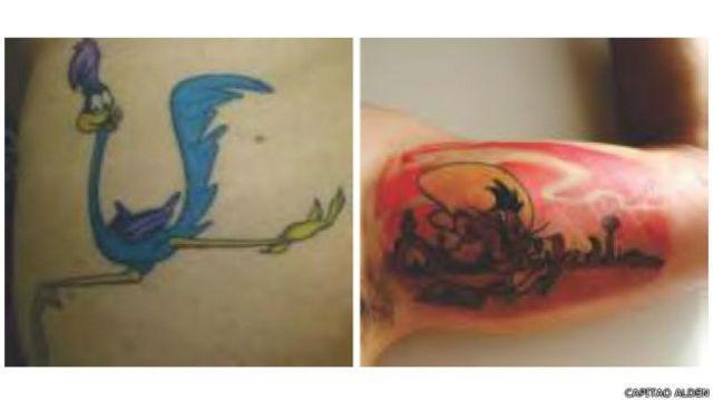 El policía brasileño que develó el significado de los tatuajes de criminales