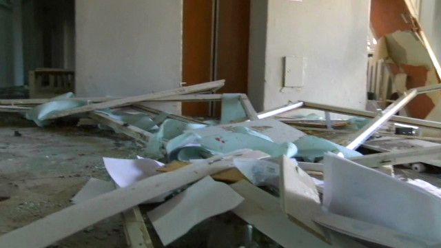 Жители Донецка привыкли к обстрелам...