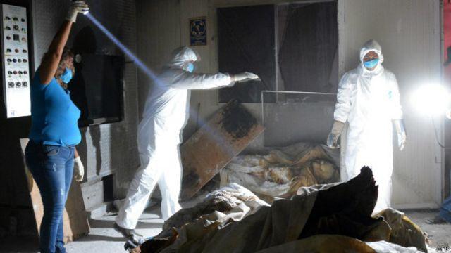 México: encuentran 60 cadáveres en un crematorio de Acapulco