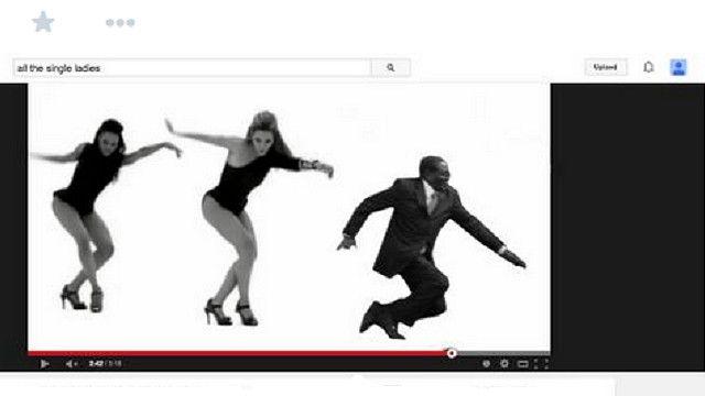 Meme de Mugabe al ritmo de Beyonce