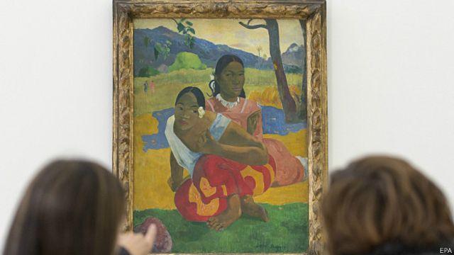 Quadro de Gauguin é vendido por R$ 835 milhões, o maior valor da história