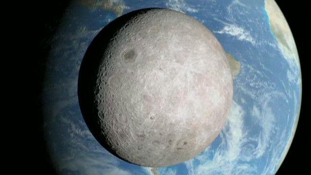 El lado lejano de la Luna