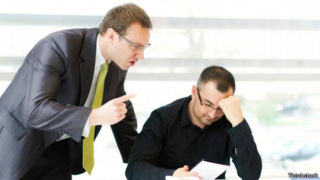 خمسة أشياء ينبغي أن يتجنبها المديرون
