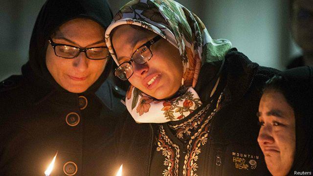 ¿Fue la muerte a tiros de tres estudiantes musulmanes en EE.UU. un crimen de odio?