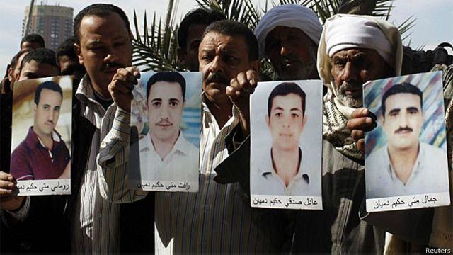 Egito diz que 'manterá bombardeios' contra 'EI' na Líbia