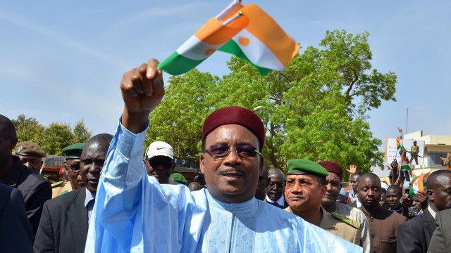 Shugaba Issoufou na Niger