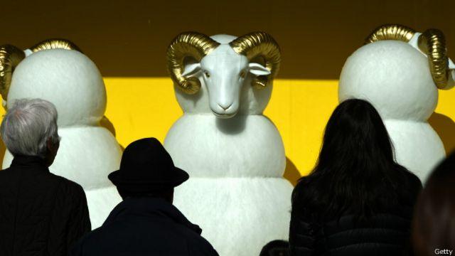 羊年到底是什麼羊?且看BBC的論戰
