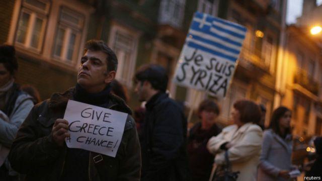 ¿Qué les pasaría a los griegos si su país saliera del euro?