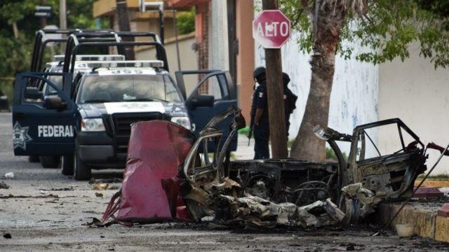 Tamaulipas, el infierno narco que revive en México