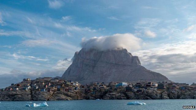 Google Street View ahora muestra los impresionantes paisajes de Groenlandia