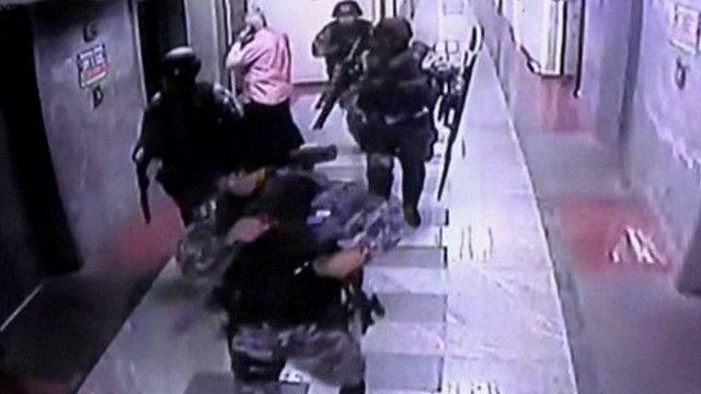 Arresto del alcalde de Caracas, Antonio Ledezma