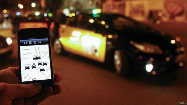 Empresário acusa fundador do Uber de roubar sua ideia