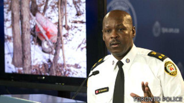El misterioso túnel que desconcierta a la policía en Canadá