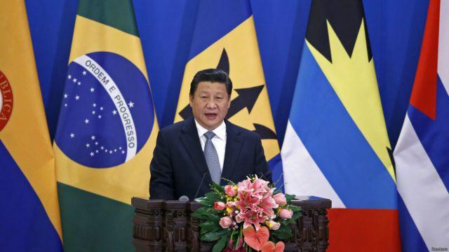 中國對拉美貸款去年上升到220億美元