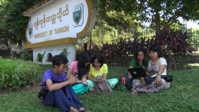 Burma Social Media