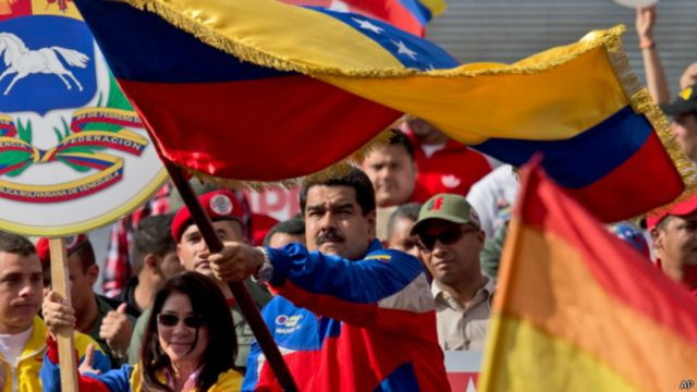 """Venezuela requerirá visa a los estadounidenses para """"protegerse"""""""