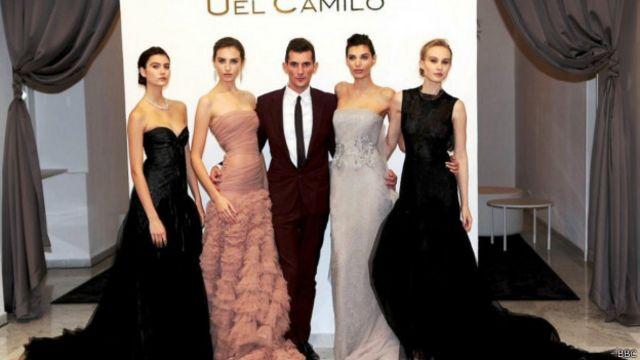 Estilistas brasileiros se destacam na semana de moda de Milão