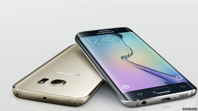 Para qué sirve la pantalla curva del nuevo Samsung S6 Edge
