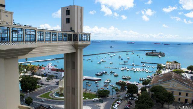 Oito de onze cidades brasileiras despencam em ranking global