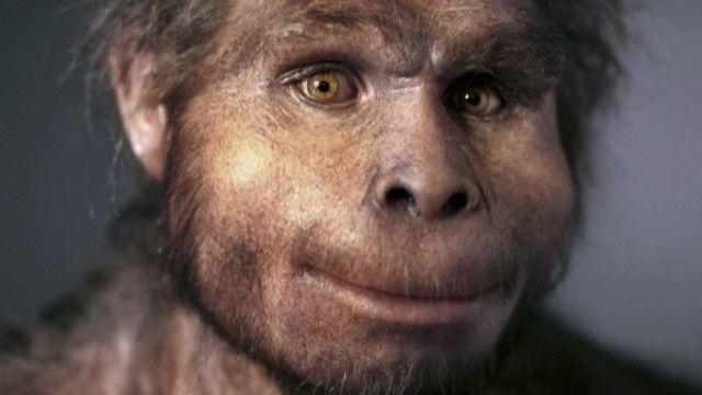 Реконструкция древнего человека