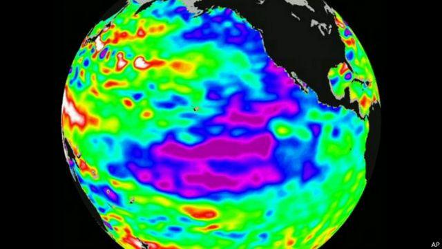 Confirman la llegada del fenómeno de El Niño